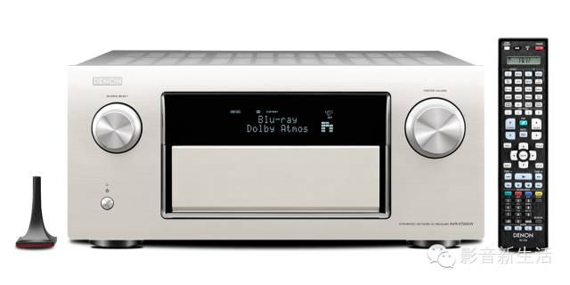 全力支持DTS:X环绕声:从AVR-X4200W到AVR-X6200W,再到AVR-X7200W