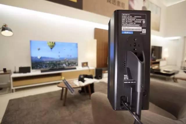 2016客厅影音娱乐首选!Sony(索尼) HT-RT5无线家庭影院组合!