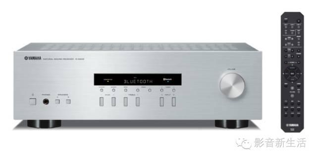 精品 | Yamaha(雅马哈) Hi-Fi收音高保真放大器:R-S202登场