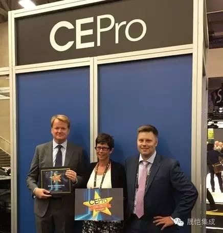 获奖   Barco新旗舰Thor(雷神)获《CE Pro》最佳产品奖