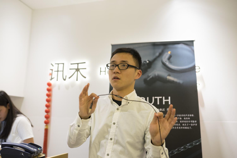 广州讯禾耳机总统店开业!Dita Audio旗下耳机新品精彩亮相!