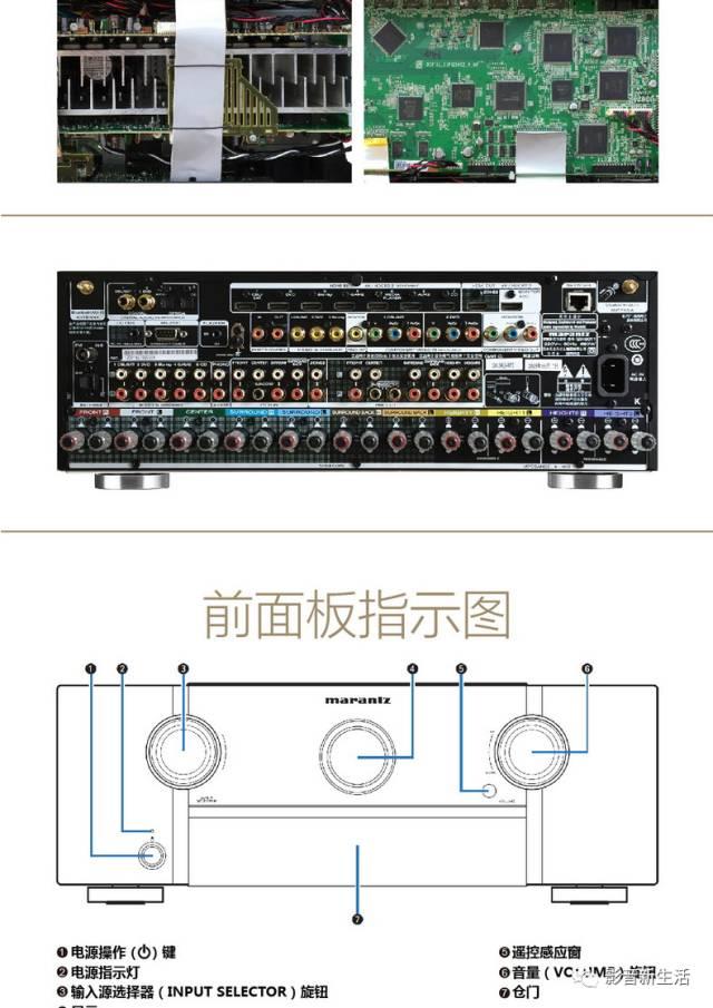 Marantz SR6011 | 可能是价格最实惠的9.2声道AV功放!