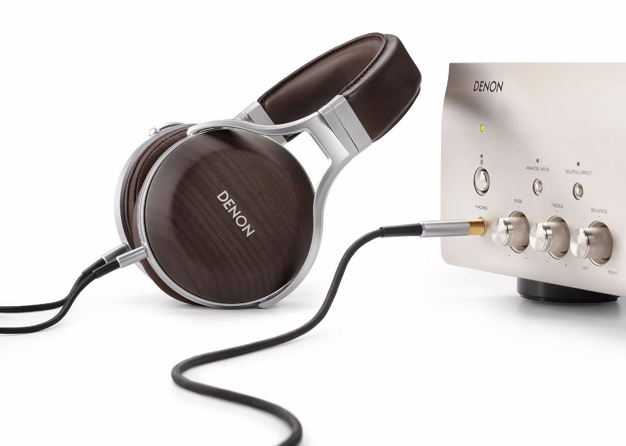 新品 | AH-D5200 直推旗舰头戴式木碗耳机
