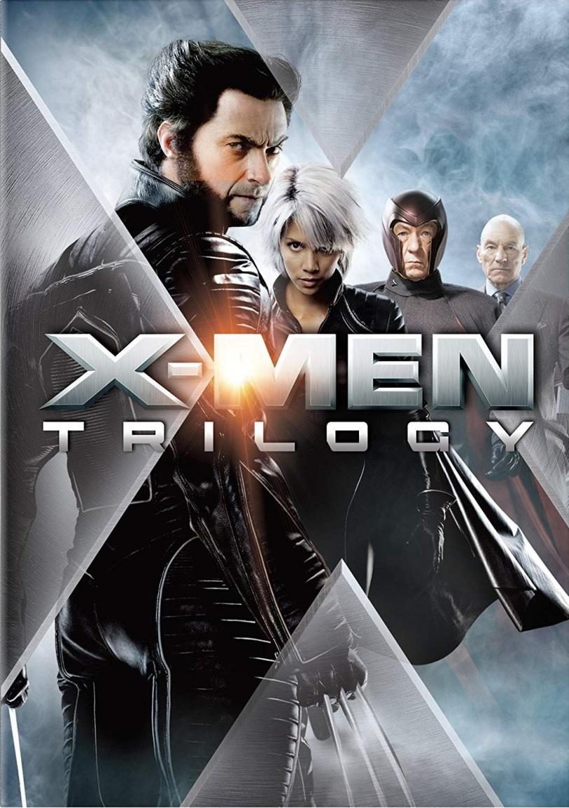 资源「4K HDR」X战警三部曲 X-Men Trilogy (2000-2006)「4K UHD 蓝光破解版」