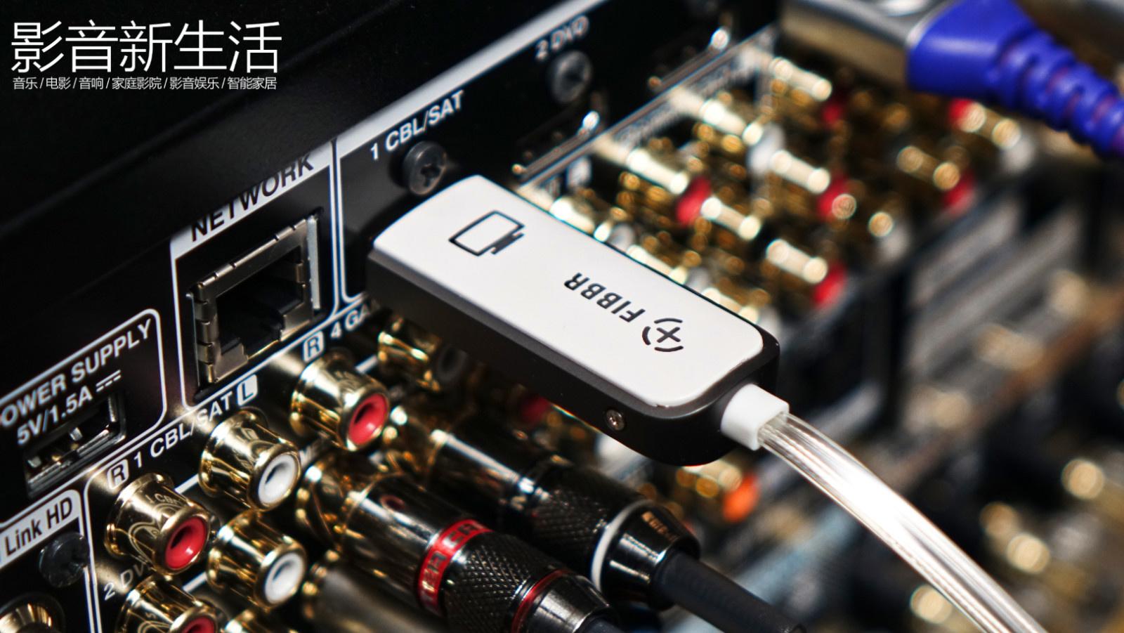 """新品   """"高品质影音体验,先让线材藏起来""""FIBBR菲伯尔Crystal冰晶系列HDMI线"""